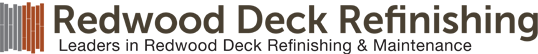 Redwood Deck Refinishing
